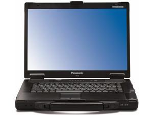 "Panasonic Toughbook 52, CF-52 MK3, 15.4"" widescreen (1280 x 800) WXGA LCD, Intel Core i5-520M @2.40GHZ, 8GB, 256GB SSD, Wi-fi, Bluetooth, DVD, Windows 10 Professional"