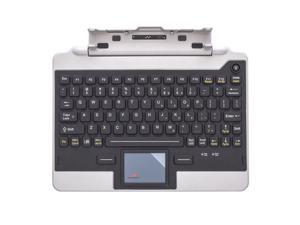 iKey snap-in-place fully rugged keyboard for Panasonic FZ-G1 tablet w/ Backlighting -  IK-PAN-FZG1-NB-C1