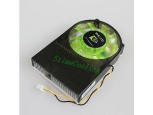 1PCS Two Ball Bearing 2pin 55mm VGA Video Card Cooling Cooler Fan
