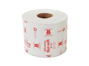 Morcon Paper MOR M750 White 2 Ply Toilet Tissue