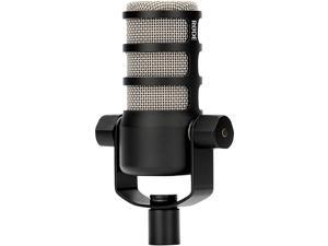 Rode Microphones PodMic Dynamic Podcasting Microphone Black
