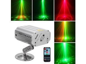 AC100-240V 1.15W Mini Laser Stage Light Lighting Fixture