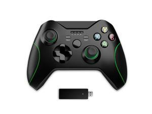 2.4G Wireless Game Controller Gamepad Joystick with Receiver for Xbox One Console PC PS3 Android TV Box
