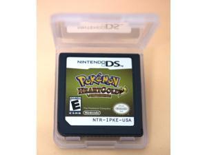 Pokemon: HeartGold Nintendo DS English Language, Cartridge Only, No No Retail Packaging and Menu