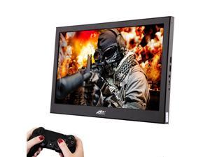 11.6 inch 1920x1080 Full HD Portable Lightweight 1080p IPS LED LCD Monitor Dual Mini HDMI Ports for Raspberry Pi, PS3, PS4, Xbox360, Xbox One, Switch etc