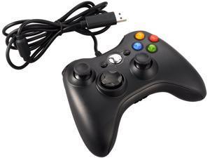 USB Wired Controller Gamepad Joypad Joystick for Microsoft Xbox 360 PC Windows