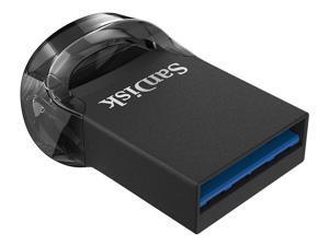 SanDisk 256GB USB 3.1 256G CZ430 Ultra Fit 130MB/s Flash Pen Drive SDCZ430-256G