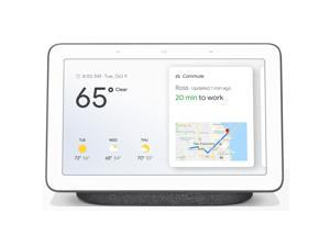 Google Home Hub with Google Assistant (GA00515-US) - Charcoal (6290306)