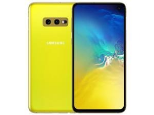 Samsung Galaxy S10e G970 128GB Unlocked GSM LTE Phone w/ Dual 12 MP / 16 MP Cameras - Prism Yellow (International Version)