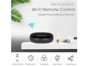 Smart Home WiFi+IR Intelligent Remote Controller Blaster Switch For IR controlled devices Automation Wifi Voice Phone 3in1 Control Switch For Alexa Google Assistant