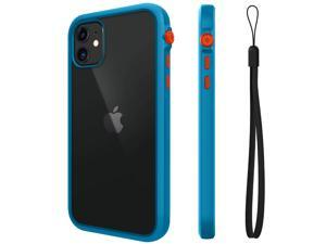 Hard Case for Apple iPhone 11 3m Shockproof Raised Edges-Impact-Catalyst, Blue