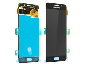 LCD replacement part with touchscreen for Samsung Galaxy A3 2016 - Black