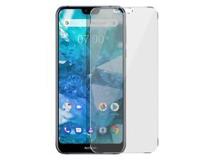 Tempered glass screen protector for Nokia 7.1, 9H hardness