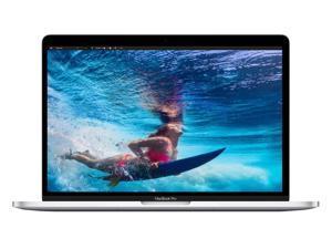 Apple A Grade Macbook Pro 13.3-inch (Retina, Silver) 2.3Ghz Dual Core i5 (Mid 2017) MPXR2LL/A 64GB SSD 8GB Memory 2560x1600 Display Mac OS Sierra Power Adapter Included