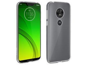 Ultra-clear case, 0,3mm second skin case for Motorola Moto G7 Power Transparent