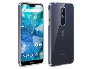Nokia 7.1 Crystal Slim Protective Case Original Nokia - Translucent