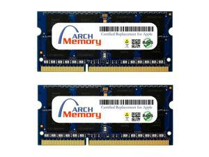 Arch Memory Certified Replacement for Apple MD019G/A 8GB (2 x 4GB) 204-Pin DDR3-1333 PC3-10600 Sodimm RAM Upgrade