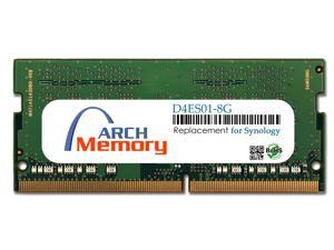 Arch Memory Replacement for Synology D4ES01-8G 8GB 260-Pin DDR4-2666 PC4-21300 ECC Sodimm RAM Upgrade