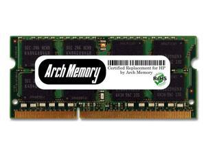 Certified for HP 2 GB (1 x 2 GB) H6Y73AA DDR3L-1600 PC3L-12800 204-Pin SODIMM RAM by Arch Memory