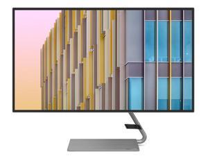 Lenovo Q27h-10 27-inch QHD LED Backlit LCD Hub Monitor