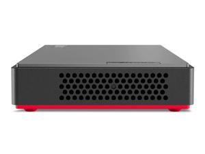 Lenovo ThinkCentre M75n Nano Desktop, Ryzen 3 PRO 3300U,  Radeon Vega 6 Graphics, 8GB, 256GB SSD, Win 10 Pro, 1 YR On-site Warranty
