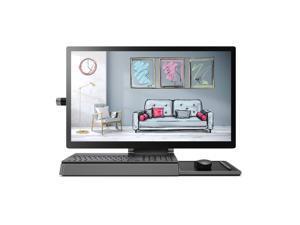 "Lenovo Yoga A940 AIO Desktop, 27"" UHD IPS Touch  350 nits, i7-9700, AMD Radeon RX 560 4GB, 32GB, 1.3TB HDD+SSD, Win 10 Home"