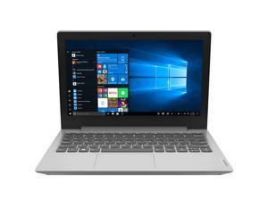 "Lenovo IdeaPad 1 Laptop, 11.6""  250 nits, 3020e,  AMD Radeon Graphics, 4GB, 64GB eMMC, Win 10 Home S Mode"