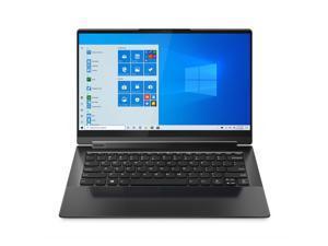 "Lenovo Yoga 9i Laptop, 82BG000BUS, 14"" Full HD ( 1920 x 1080 ) IPS Touch 400 nits, i7-1185G7, Iris Xe Graphics, 8 GB Memory, 512 GB PCle SSD, Win 10 Home"