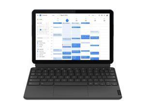 "Lenovo Chromebook Duet Laptop, 10.1"" FHD IPS Touch  400 nits, MediaTek Helio P60T,  ARM G72 MP3 Graphics, 4GB, 128GB eMMC, Chrome Os"