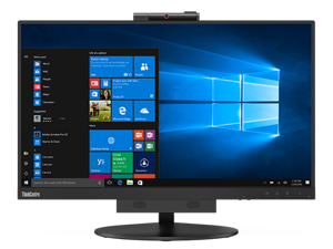 Lenovo ThinkCentre Tiny-in-One 21.5 Inch Monitor with Speaker and Webcam