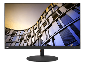 Lenovo ThinkVision T27p-10 27 Inch Wide UHD Monitor with USB Type-C (4K)
