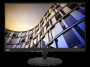 "Lenovo ThinkVision T27p-10 27"" 3840 x 2160 (4K) IPS HDMI DisplayPort USB-C VESA Pivot Swivel Tilt Height Adjust Monitor"