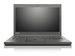 Lenovo ThinkPad T450 14.0-in Laptop - Intel Core i5 5300U 5th Gen 2.30 GHz 8GB 256GB SSD Windows 10 Pro 64-Bit - Webcam, Touchscreen - Grade B