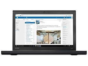 "Lenovo ThinkPad X270 12.5"" Business Laptop Computer Intel Core i5-6300U Up to 3.0GHz 8GB DDR4 RAM 256GB PCIE SSD Intel HD Graphics 520 Bluetooth 4.1 802.11ac WiFi USB-C HDMI Win 10 Pro (Renewed)"