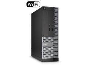 Dell Optiplex 3020 SFF Desktop PC - Intel Core i3-4130 3.1GHz 8GB 500GB DVD-RW Windows 10 Professional (Renewed)