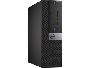 Dell OptiPlex 5040 SFF Computer/Intel Core i3-6100 3.7Ghz / 4GB RAM / 500GB HDD/DVD/Windows 10 Pro (Renewed)