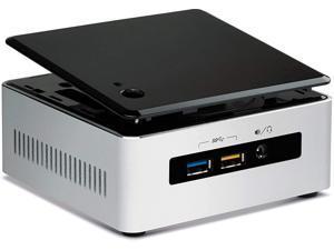 Intel Nuc 5 Mini PC Micro Computer (Intel Core i3, 5th Gen Processor, 16 GB Ram, 256 GB SSD, HDMI, USB 3.0, Display Port, WiFi) Windows 10 Professional (Renewed)