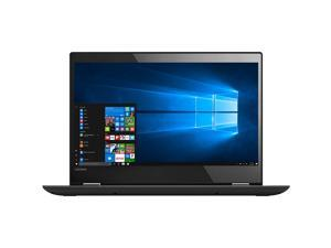 "Lenovo IdeaPad Flex 5-1570 15.6"" IPS Touch 2-in-1 Convertible Laptop Intel i5-7200U 8GB 1TB W10H - Black - 80XB0001US (10-LENOVO-5716)"