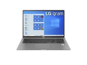 "LG Gram Laptop - 17"" IPS WQXGA (2560 x 1600) Intel 10th Gen Core i7 1065G7 CPU, 16GB RAM, 1TB M.2 NVMe SSD (512GB x2), 17 Hour Battery, Thunderbolt 3 - 17Z90N (2020) (17Z90N-R.AAS9U1)"