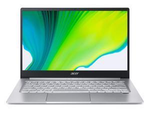 """Acer Swift 3 Thin  and  Light Laptop, 14"""" Full HD IPS, AMD Ryzen 7 4700U Octa-Core Processor with Radeon Graphics, 8GB LPDDR4, 512GB NVMe SSD, WiFi 6, Backlit Keyboard, Finge (SF314-42-R9YN)"""