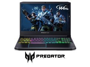 "Acer Predator Helios 300 Gaming Laptop, Intel Core i7-9750H, GeForce RTX 2060, 15.6"" Full HD 144Hz Display, 3ms Response Time, 16GB DDR4, 512GB PCIe NVMe SSD, RGB Backlit (PH315-52-75DE)"