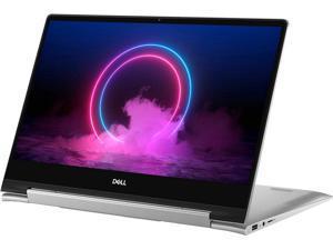 "Latest_Dell Inspiron 13.3"" 7000 2-in-1 Touchscreen Laptop, 10th Generation Intel Core i5-10210U Processor, 8GB Memory, 512GB SSD+ 32GB Optane, Wireless+Bluetooth, Silver, Windows 10"