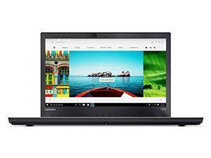 """Lenovo ThinkPad T470 14"""" Laptop - 14"""" FHD (1920x1080) IPS Display, 7th Gen Intel i5-7300U Processor, 8GB RAM, 256GB PCIe NVMe SSD, Windows 10 Pro (Renewed)"""