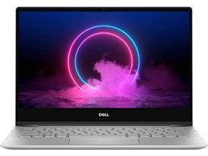 Dell Inspiron 13.3 7000 2-in-1 Touchscreen Laptop, i5-10210U, RGB Backlit Keyboard, Fingerprint Reader, Webcam, Thunderbolt 3, Silver, Windows 10 (8GB RAM|1TB PCIe SSD) (Renewed)