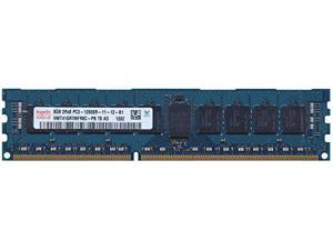 8GB Replacement Memory Module for PowerEdge, Precision Workstation - 2RX8 RDIMM 1600MHz A7990613, SNPPKCG9C/8G Equivalent By Gigaram