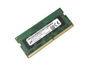 Micron MTA4ATF51264HZ-2G6E1 Non ECC PC4-2666V 4GB DDR4 at 2666MHz 260pin SDRAM SODIMM Single Kit Laptop Memory - OEM