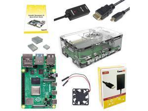 CanaKit Raspberry Pi 4 4GB Basic Starter Kit (4GB RAM)