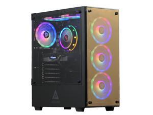 Cobratype TITANOBOA Gaming Desktop PC - GeForce RTX 2070, Core i7 10700 up to 4.80GHz, 16GB Ram, 1TB SSD, 1TB HDD, Windows 10