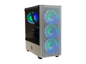 Cobratype Spearhead Gaming Desktop PC - Ryzen 5600X, GTX 1660 Super, 32GB DDR4, 1TB NVMe, AIO Liquid Cooler