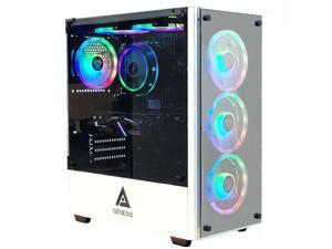 Cobratype Sonora Gaming Desktop PC - Ryzen 5800X, RTX 3060, 32GB DDR4, 1TB NVMe - Free AIO Liquid Cooler While Supplies Last